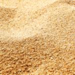 нерудный материал -песок
