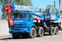 Аренда Автокрана 32 тонны ГАЛИЧАНИН КС-55729