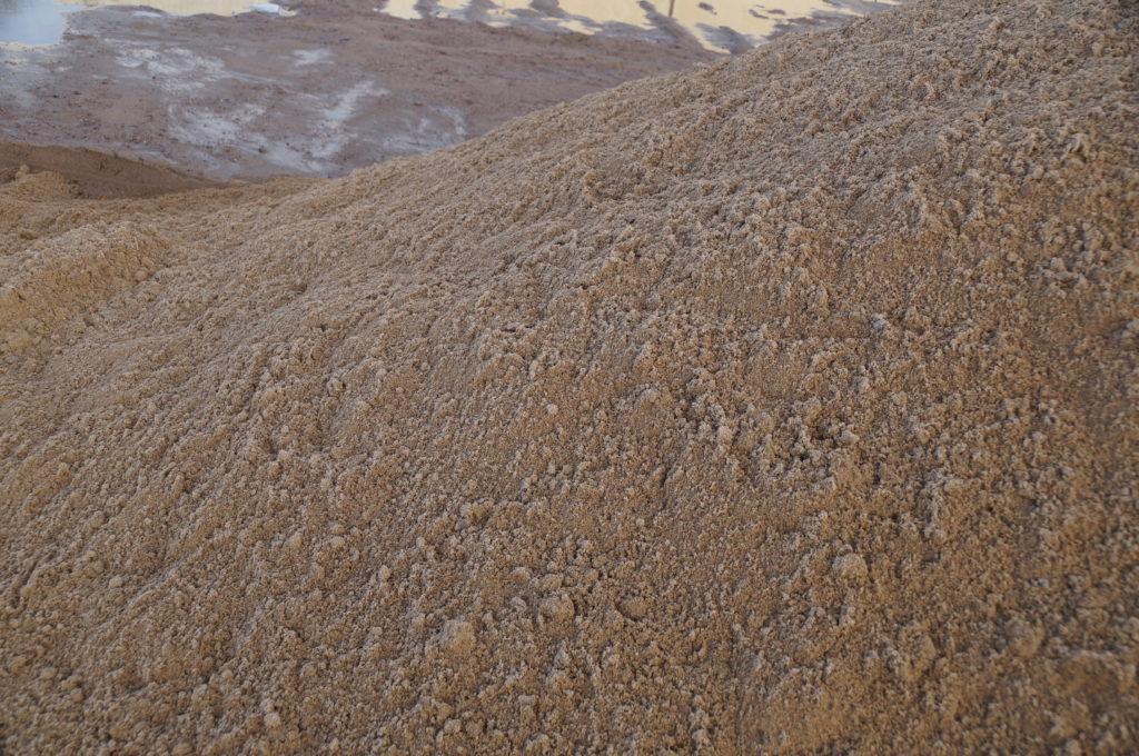 карьерный песок купить