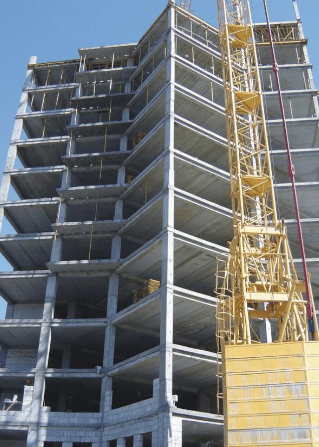 использование жби в строительстве