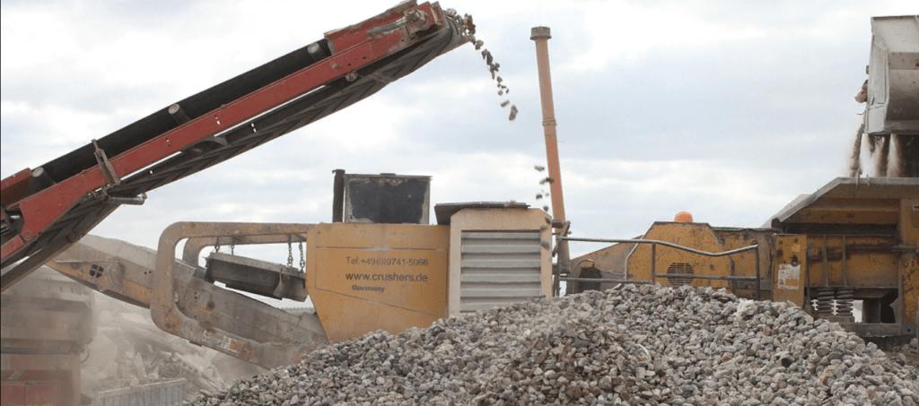 купить бой бетона