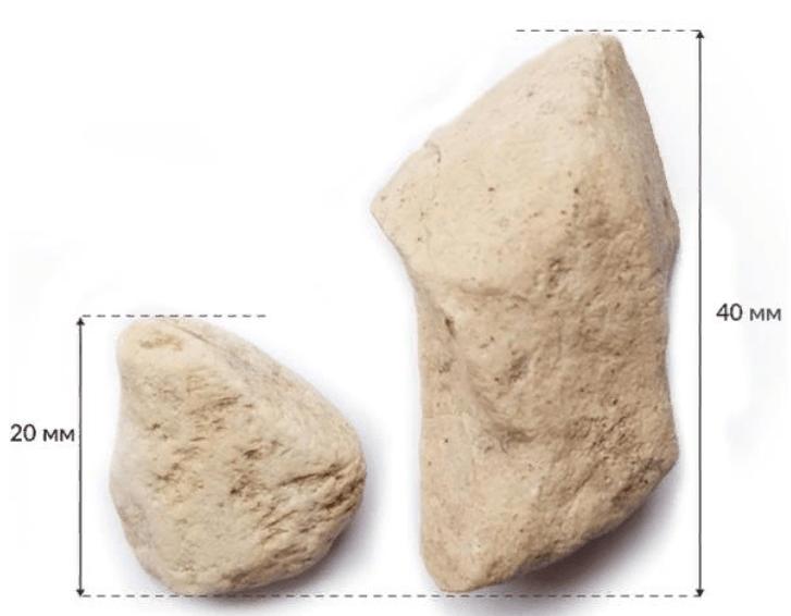 известняковый щебень размер 20-40