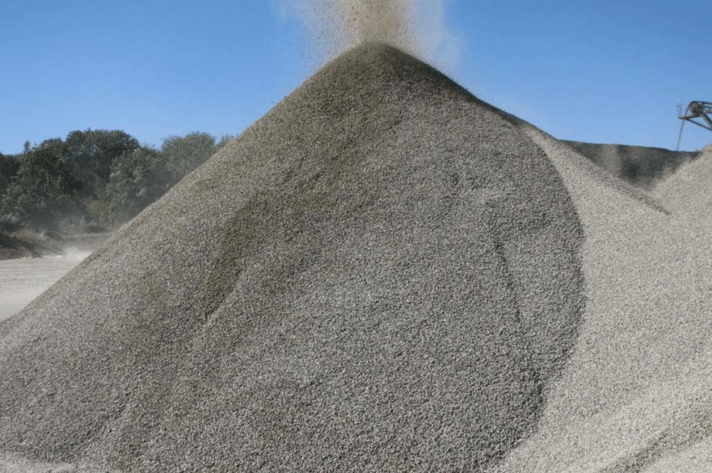 производство гранитного отсева 0-65
