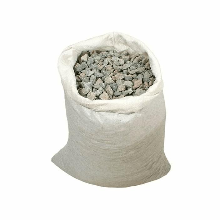 мешок щебня